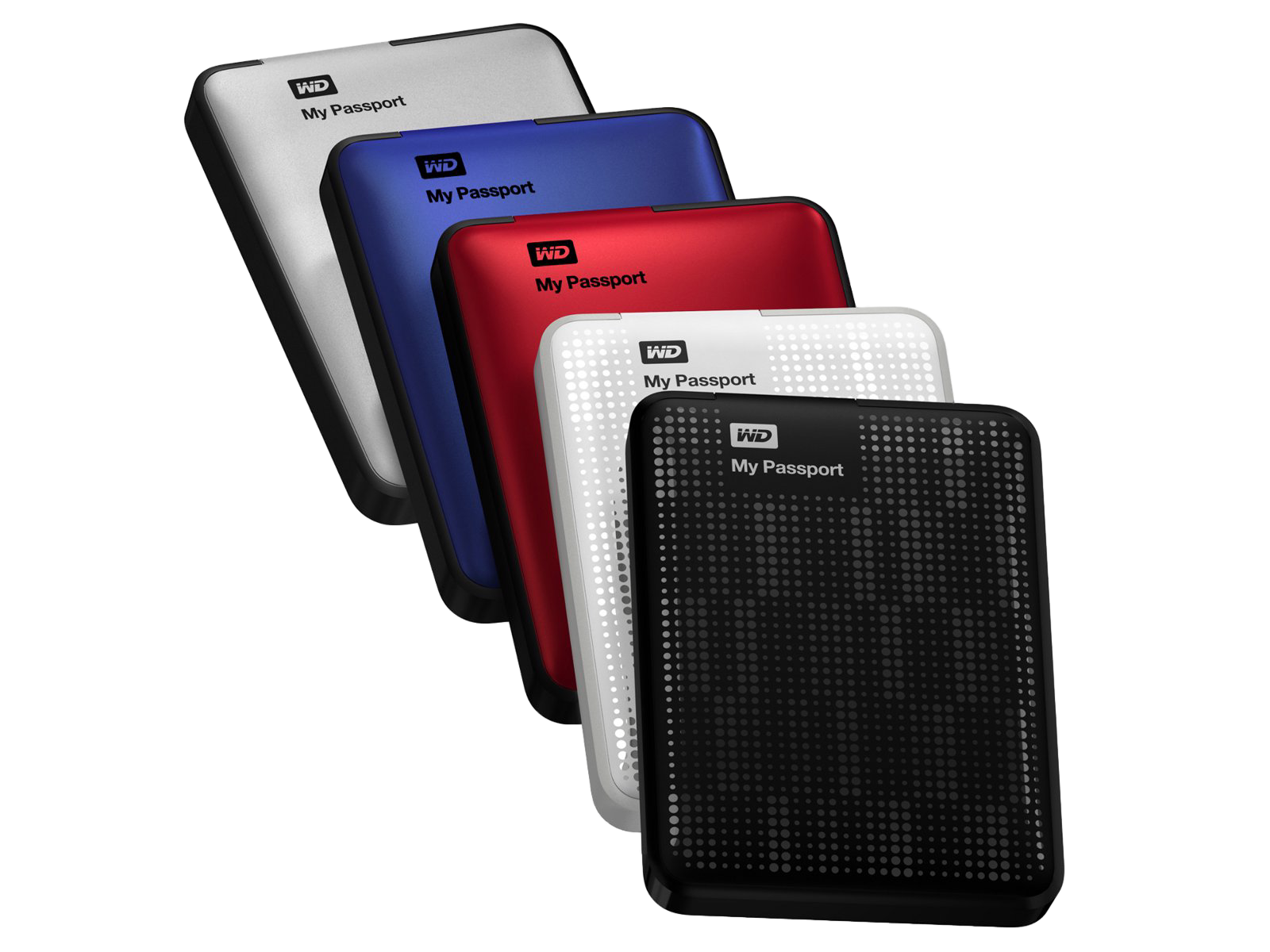 Western Digital Passport 3.0 2TB